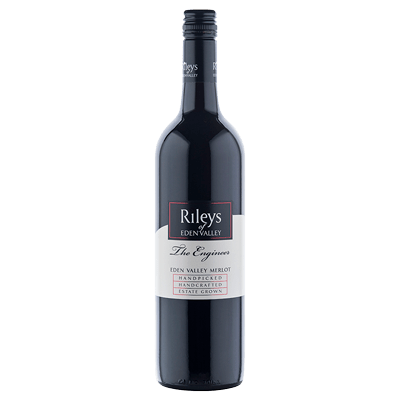 Rileys of Eden Valley Merlot Engineer 2017 400x400
