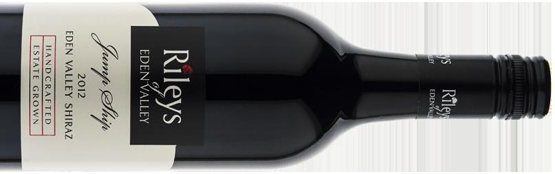 Rileys of Eden Valley Red Wine Bottle Side