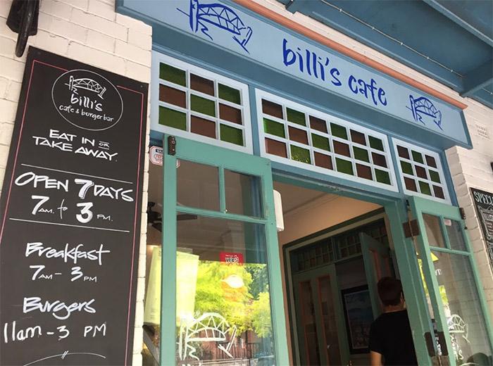 Billi's Cafe